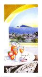 Tour Mediterraneen IV Poster by M. De Borgrave