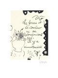 Forme Plakat af Georges Braque