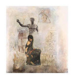 Historische Traumereien II Print by Robert Eikam