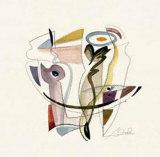 Patience Print by Alfred Gockel