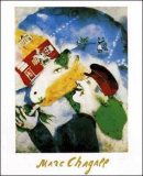 Rural Life Posters by Marc Chagall