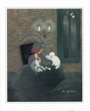Dame de Coeur Posters by Diane Ethier