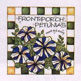Front Porch Petunias Posters by Joy Marie Heimsoth