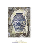 Blue Ginger Jar Posters by David Hewitt