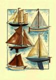 Maritime III Posters by Alie Kruse-Kolk