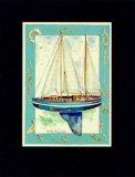 Sea Life III Poster by Alie Kruse-Kolk