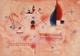 Stützender Stab Poster von Wassily Kandinsky