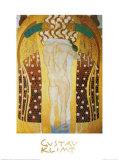 Diesen Kuss der Ganzen Welt Poster by Gustav Klimt