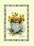 Pansies I Prints by Alie Kruse-Kolk