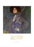Emilie Floge, c.1902 Posters by Gustav Klimt