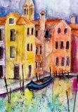 Venice II Posters by Alie Kruse-Kolk