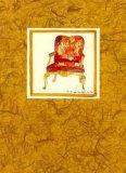 Nostalgia III Print by Alie Kruse-Kolk