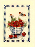 Fruit Bowl II Poster by Alie Kruse-Kolk