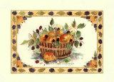 Pears Print by Alie Kruse-Kolk