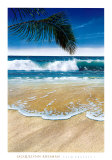 Palm Breezes I Print by Jaqueline Kresman