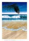 Palm Breezes I Print by Jaqueline Kresman