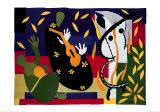 Henri Matisse - King's Sadness, c.1952 Umělecké plakáty