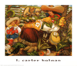 Sunny Prints by Linda Carter Holman