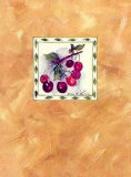 Cherries Print by Alie Kruse-Kolk