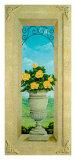 Yellow Roses Print by Marina Mariani