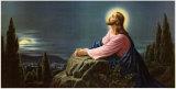 Gethsemane Poster by  Marsani