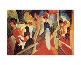 Milliner's Shop Posters by Auguste Macke