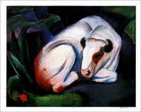 Stier Posters by Franz Marc