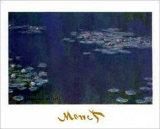 Nenúfares Lámina por Claude Monet