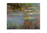 L'Etang Aux Nympheas Poster by Claude Monet