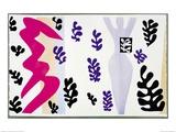 Il lanciatore di coltelli Poster di Henri Matisse