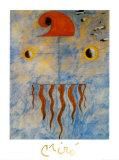 Tete de Paysan Catalan, c.1925 Posters by Joan Miró