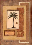 Caracas Palm I Prints by Merri Pattinian