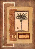Caracas Palm II Prints by Merri Pattinian