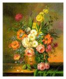 Altmeisterliche Blumen Posters by Corrado Pila