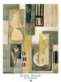 Fall Patchwork Posters by Muriel Verger