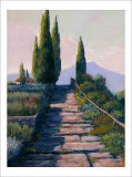 Bella Vista Print by Alan Stephenson