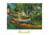 Boats to Rent Prints by Vincent van Gogh