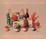 Salad Bar Poster af Greg Brown
