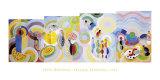Distant Journeys Affiches par Sonia Delaunay-Terk