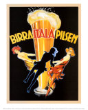 Birra Itala Pilsen, 1920 Poster