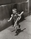 小さなパリジャン ポスター : ウイリー・ロニス
