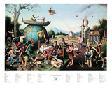 Proverbidioms II Prints by T. E. Breitenbach