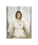 Angel Posters by Abbott Handerson Thayer