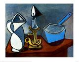 Enamel Saucepan Poster av Pablo Picasso