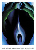 Feuerkolben Nr. IV Kunstdrucke von Georgia O'Keeffe