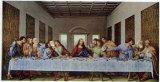 La última cena, 1497 Póster por  Leonardo da Vinci