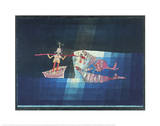 Sinbad le marin Art par Paul Klee