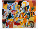 Water of the Flowery Mill Plakater af Arshile Gorky