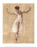Bourées IV Poster von Mary Dulon
