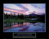 Attitude Posters by  Unknown